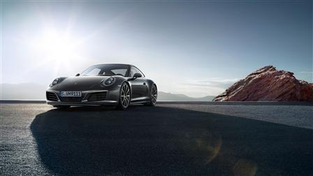 Porsche The new 911 Carrera 4 Cabriolet