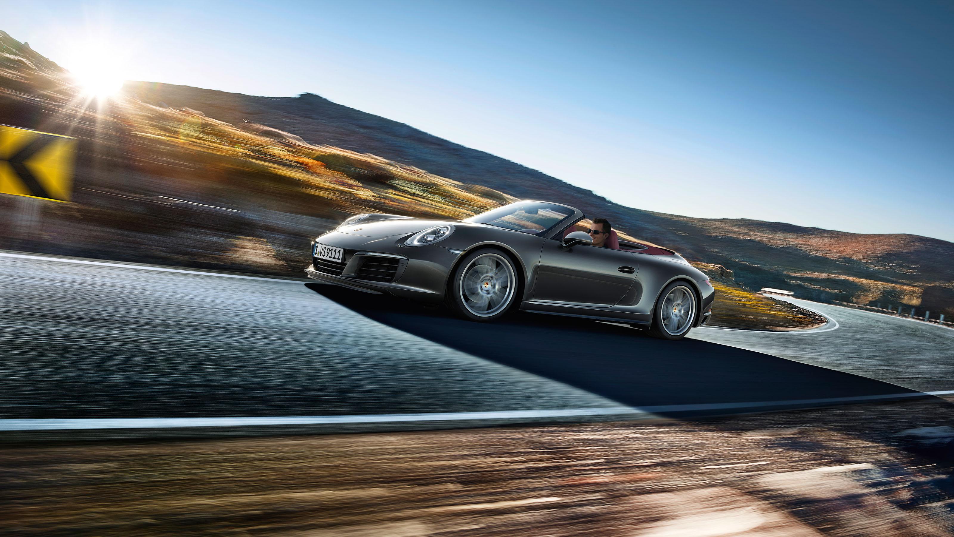 911 Carrera S Cabriolet 911 Modellen Porsche Centrum