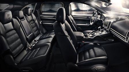 Porsche Cayenne S E-Hybrid Platinum Edition