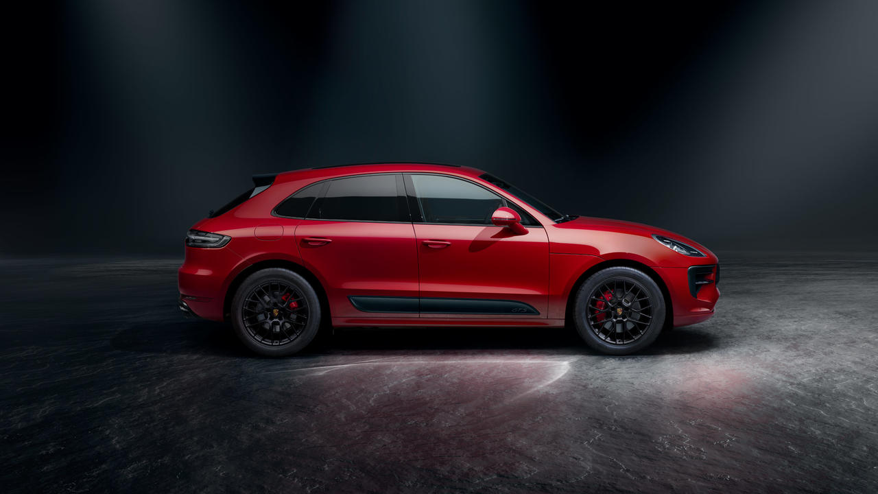 Porsche - Macan GTS - More of what you love.