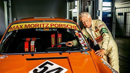 Eckhard Schimpf, Race driver
