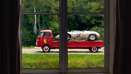 Porsche 718 RSK Spyder from 1957