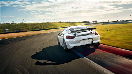 Cayman GT4 Clubsport