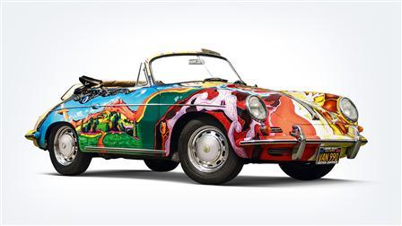 Porsche 356 SC by Janis Joplin