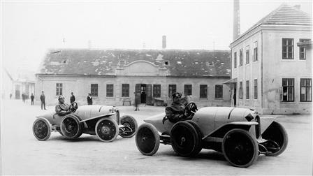 Porsche Austro-Daimler Sascha