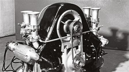 Porsche Fuhrmann engine (Type 547)