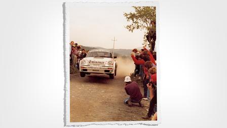 Walter Röhrl at Rally San Remo (1981)