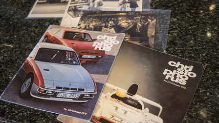 Porsche Collection of Christophorus