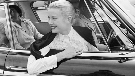 Porsche Grace Kelly (1955)