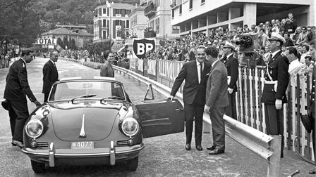 Porsche Rainier III. (1958)
