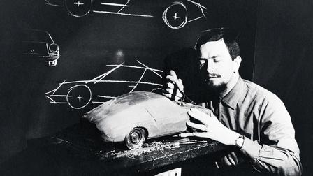 Ferdinand Alexander Porsche, founder of Porsche Design