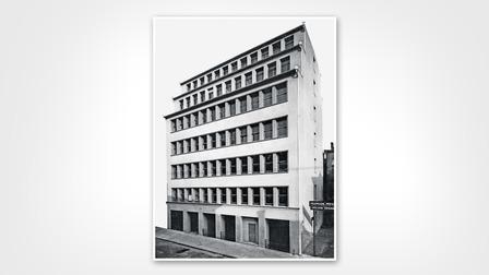 Stuttgart, Kronenstraße 24, engineering office
