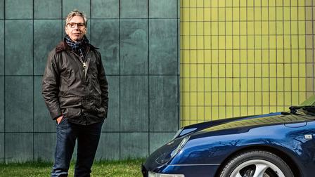 Porsche PCW Member Jörg Stoye