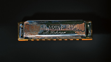 Porsche Bob Dylan's harmonica
