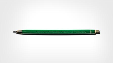 Ferdinand Alexander Porsche's pencil