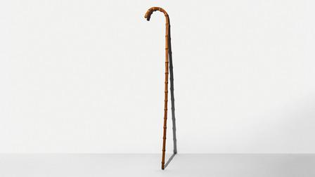 Porsche Charlie Chaplin's cane