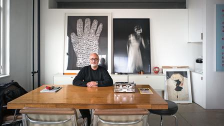 Porsche Photographer Henry Leutwyler