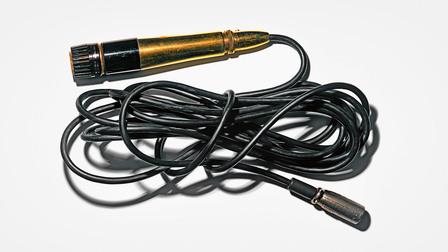 Porsche Elvis Presley's microphone