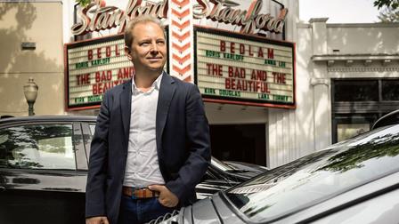 Porsche Thilo Koslowski in Palo Alto, California