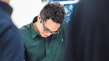 Salar Vakili, designer