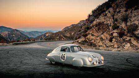 Porsche Máquina de sonido