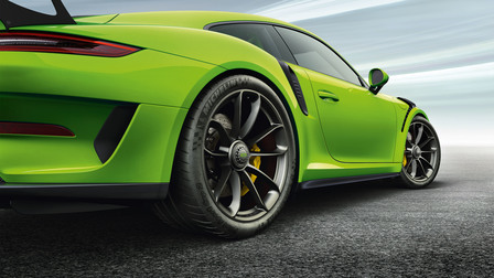 Porsche - Conceiving Color