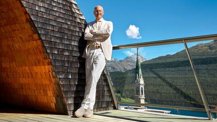 Chesa Futura. Lord Norman Foster in seinem Haus der Zukunft in Sankt Moritz