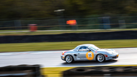 Supporting the Porsche Classic Boxster Cup