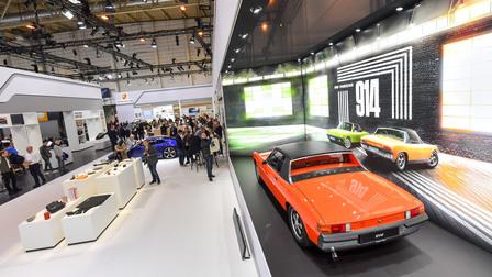 Porsche - Techno Classica Essen