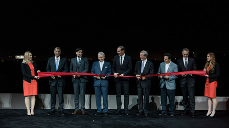 Porsche Grand Opening