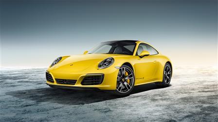 Porsche Exclusive 911 Carrera 4S