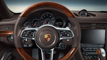 Porsche Exclusive 911 Carrera S Cabriolet