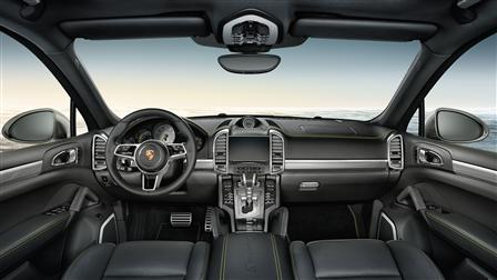 Porsche Exclusive Cayenne S E-Hybrid