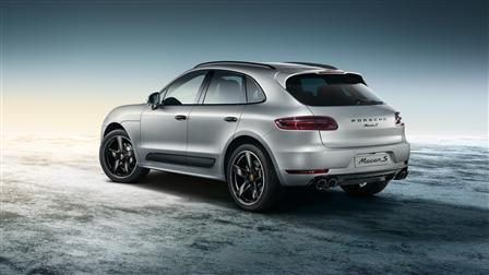 Porsche Exclusive Macan