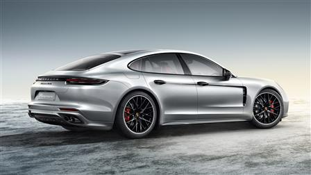 Porsche Exclusive Panamera Turbo