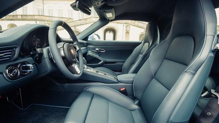 Porsche - Singularidad