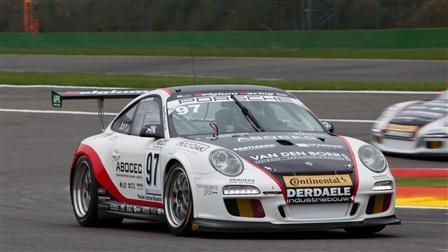 Porsche GT3 Cup Challenge Benelux