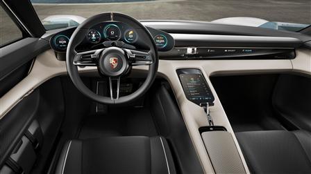 Porsche auf dem Weg zum Mission E
