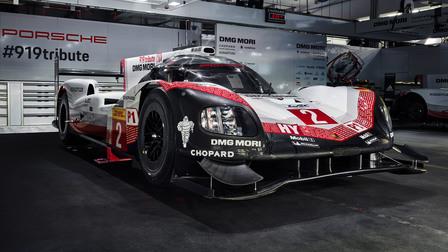 Porsche End of an era - Birth of a legend