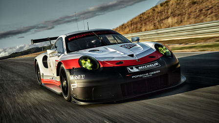 Porsche - Ready to defend our legacy