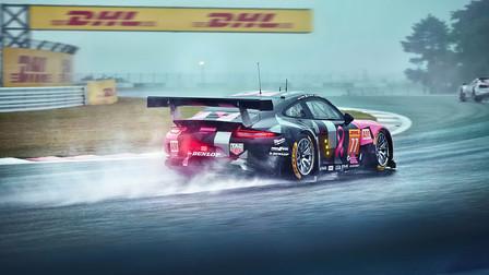 Porsche Dempsey Proton Racing