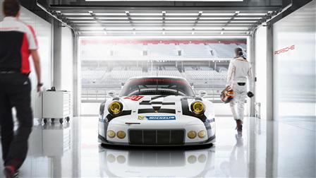 Porsche Mission: Future Sportscar. The Endurance of Ideas.