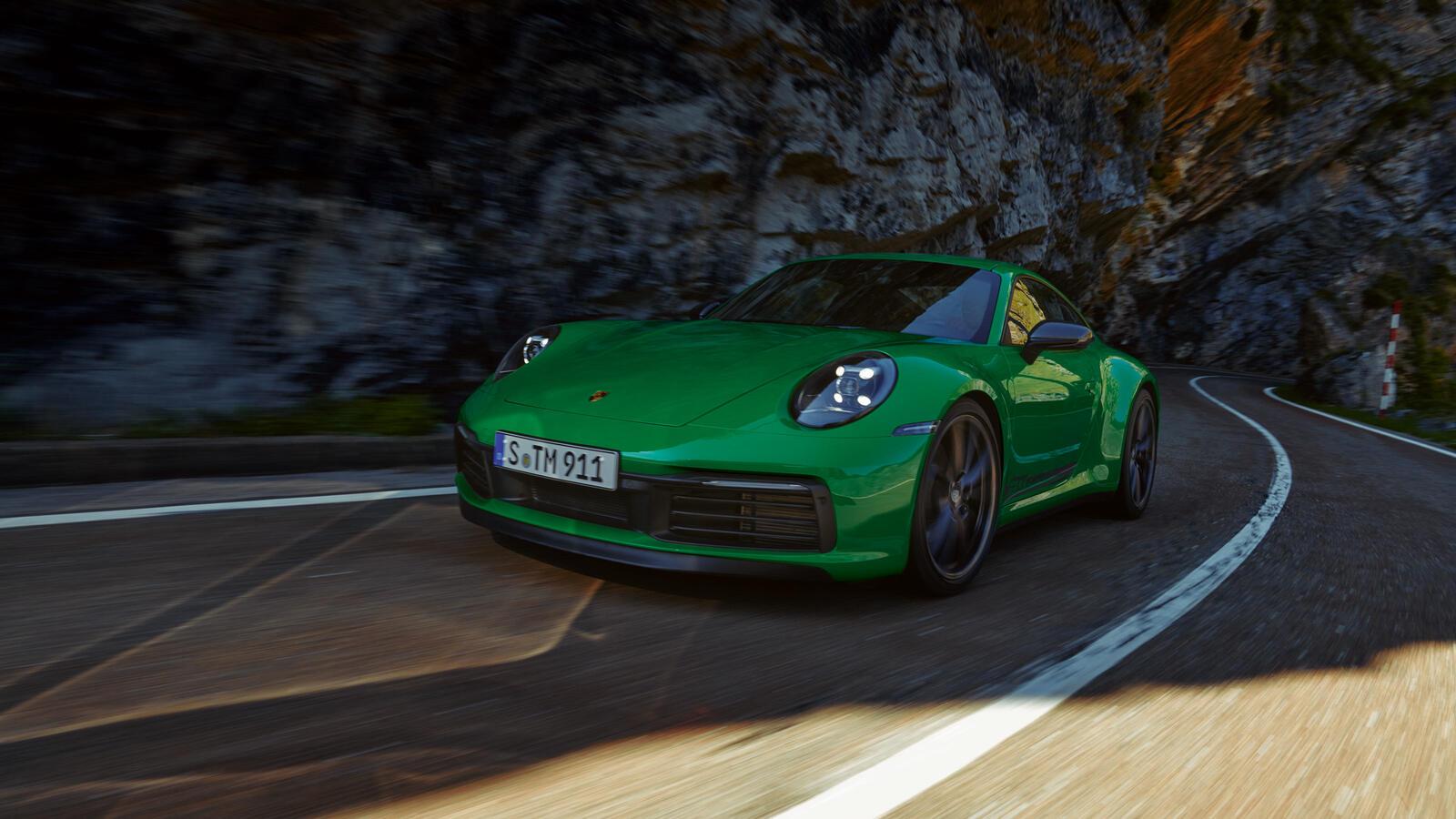 Porsche - 911 Carrera Cabriolet -