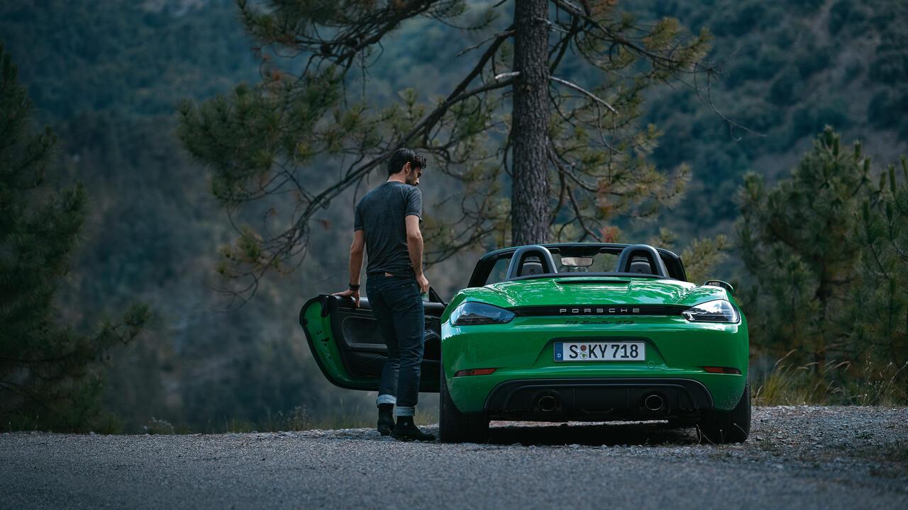 Porsche - 718 Boxster GTS 4.0 - Rohkem seda, mida Te armastate.
