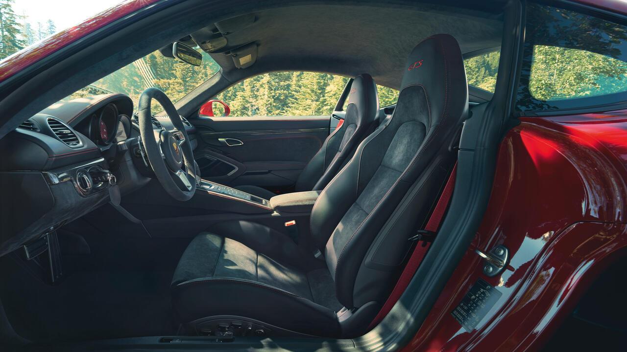 Porsche - 718 Boxster GTS 4.0 - Interior