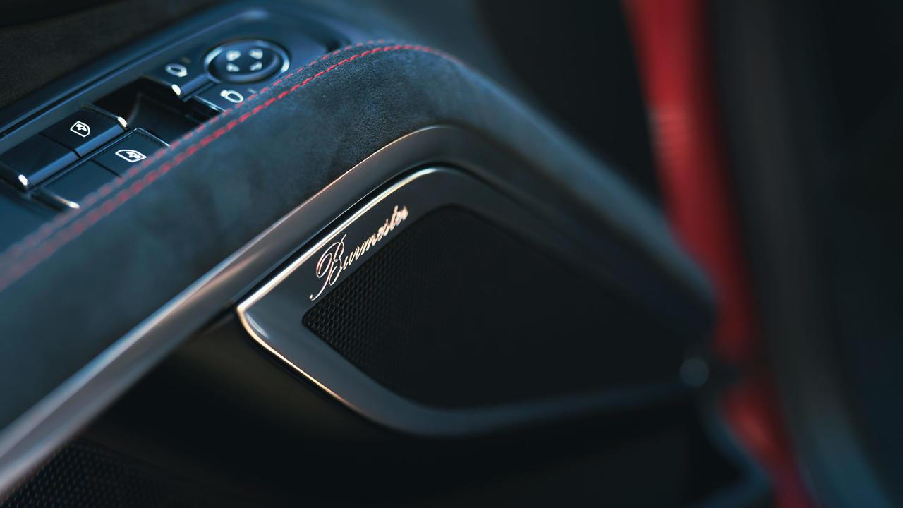 Porsche - Sound systems