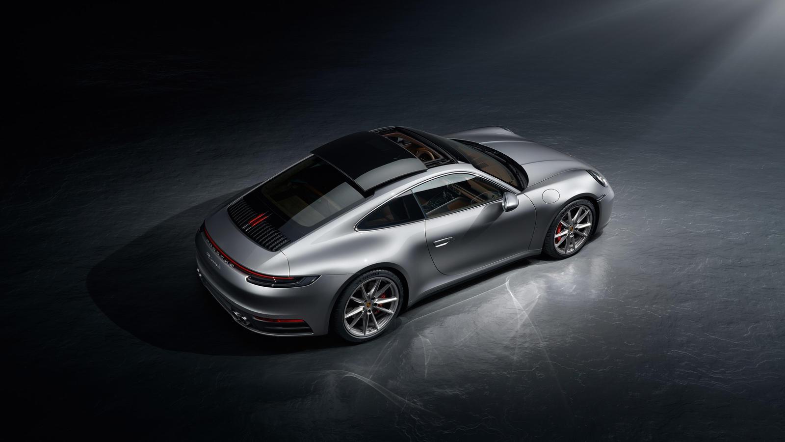 Porsche - 911 Carrera S Coupe - Timeless Machine