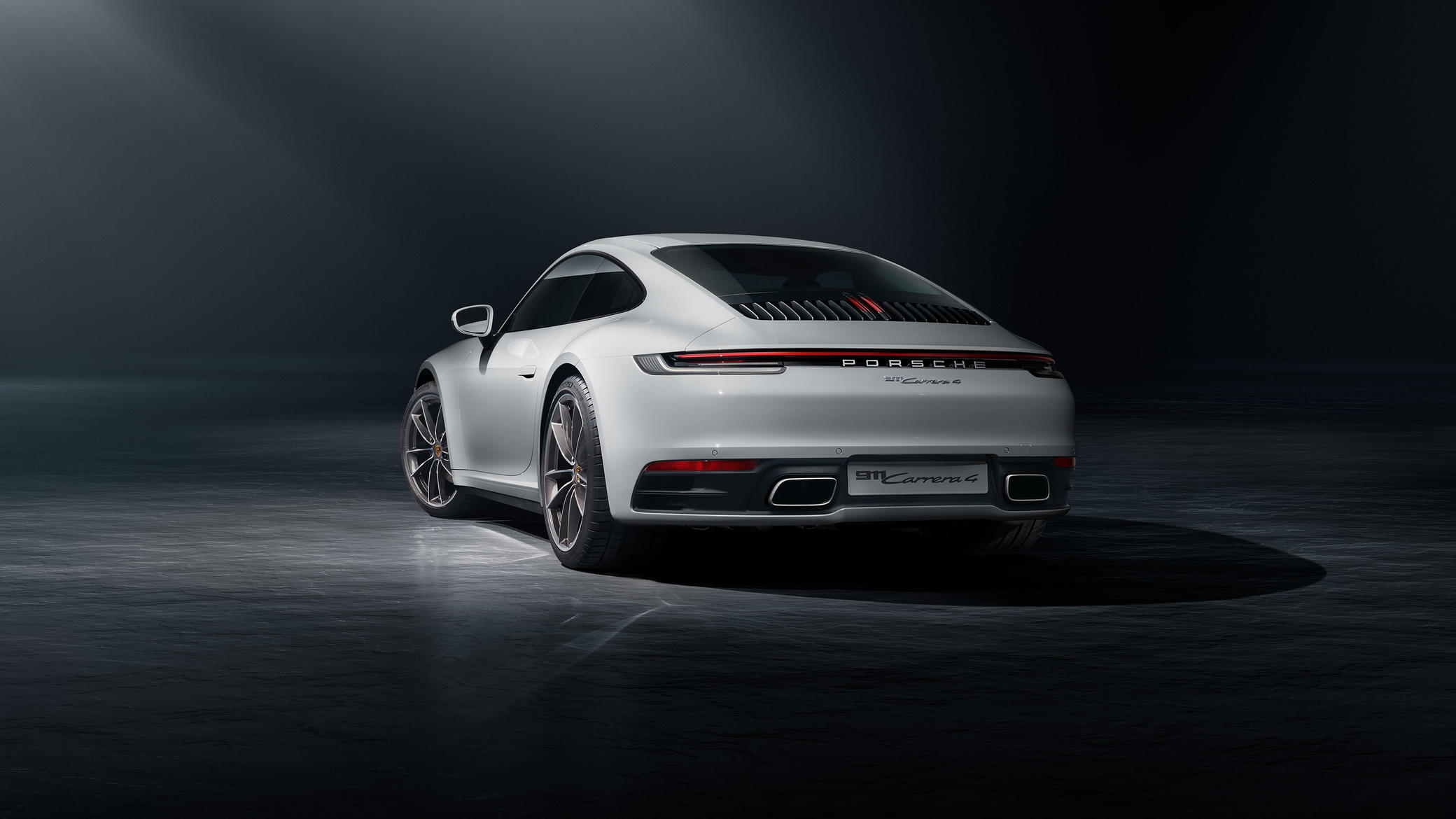 Porsche 911 Carrera 4 Coupe