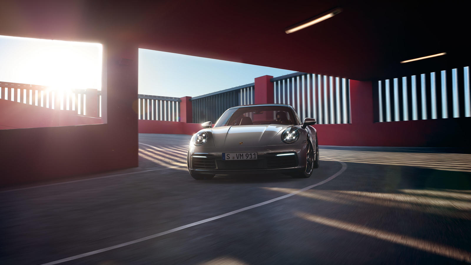 Porsche - 911 Carrera S Cabriolet    - Timeless Machine