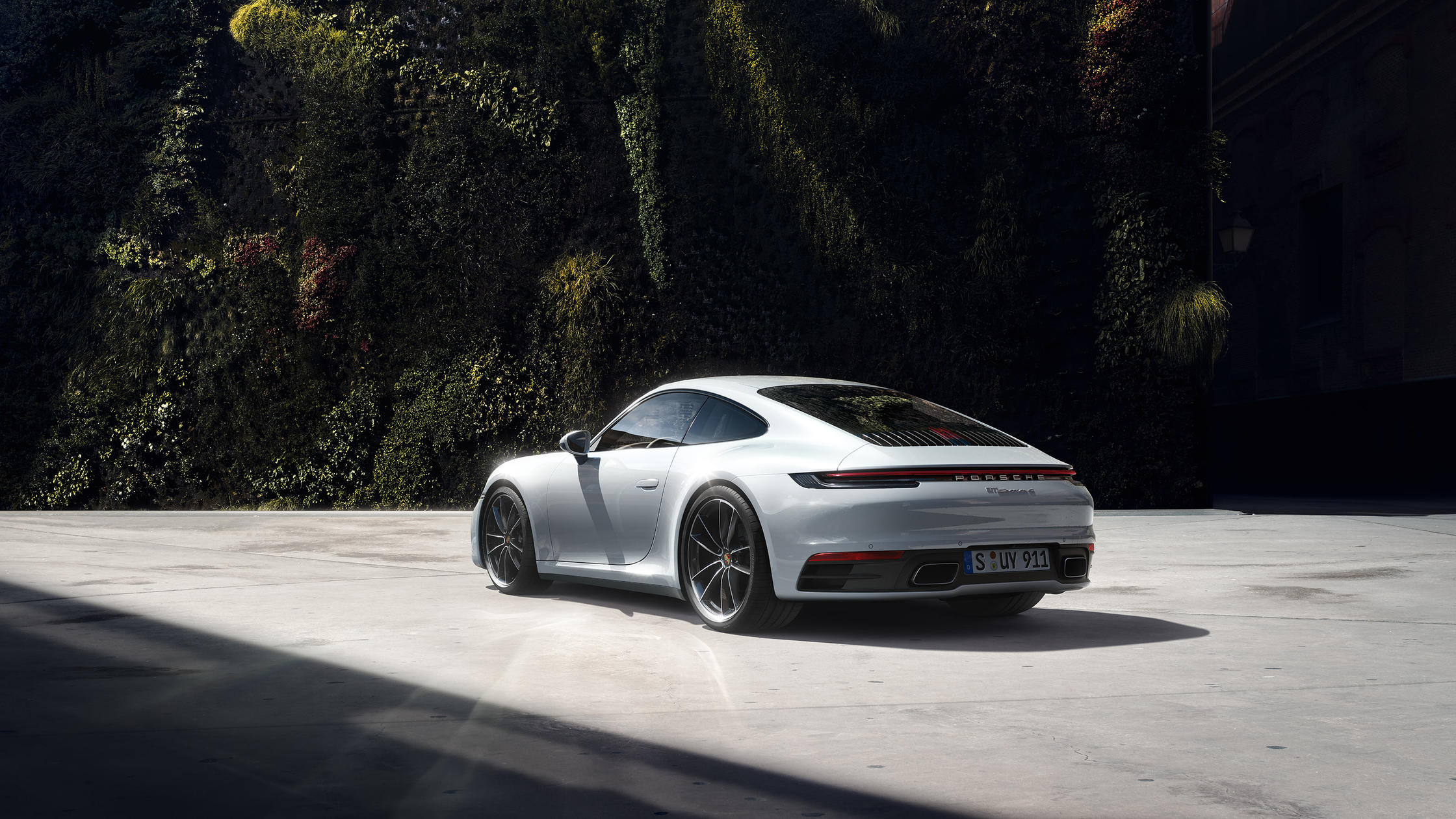 Porsche - 911 Carrera 4 Coupe - Ajatu masin.